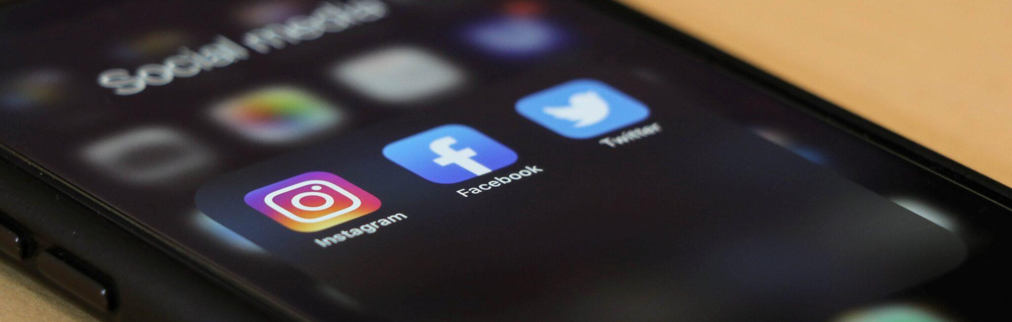 social media and digital transformation